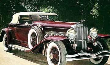 vintage cars to ferry vips during cwg - India TV