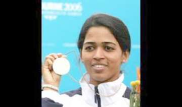 tejaswini sawant is india s first woman shooter...