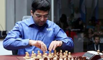 viswanathan anand in elite company in shamkir...