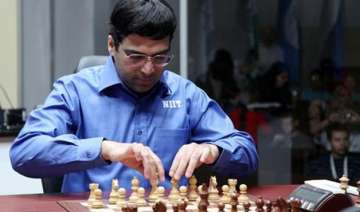 viswanathan anand crushes wesley so in shamkir...