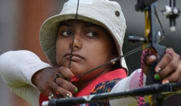 india lose to russia settle for world archery...