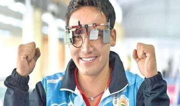 jitu rai recommended for arjuna awards by nrai -...