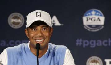 tiger woods reception in india was phenomenal -...