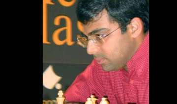 anand finishes second in world blitz championship...
