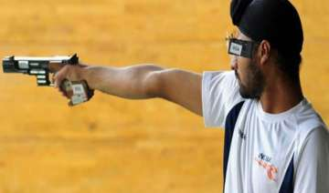 gurpreet singh gets quota place for rio olympics...