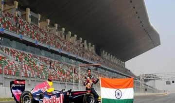 indian gp close to 40 000 tickets sold - India TV