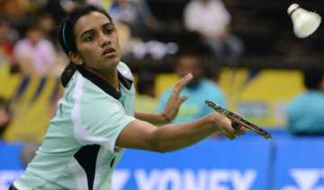 indian badminton fraternity lauds sindhu - India...