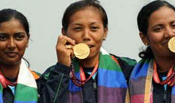 indian women archers make london olympics men...