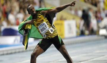 it s always great to be back says usain bolt...
