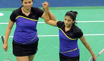 jwala ashwini fail to enter all england main draw...