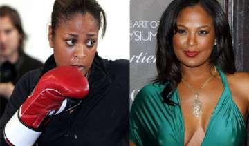 know boxer laila amaria ali daughter of boxing...