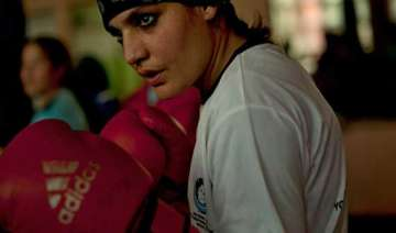 know sadaf rahimi first afghan female boxer to be...
