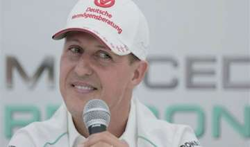 michael schumacher s medical files might have...