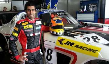 motorsports chandhok and team finish seventh -...
