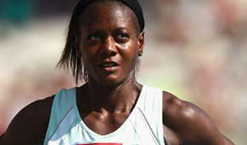 ottey anchors slovenia but misses 4x100 final -...
