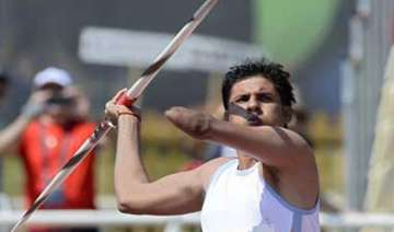 paralympian devendra gives india historic gold -...