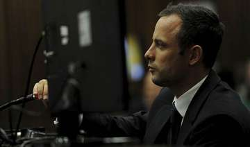 pistorius trial cell phone texts show tensions. -...