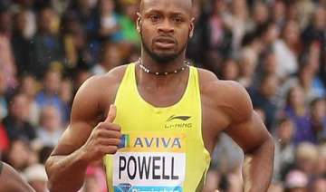 powell among jamaicans tested positive - India TV