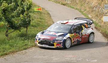 rally france thierry neuville opens up big lead -...