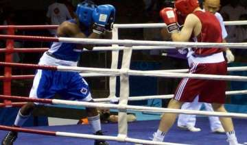 rich haul for indian boxers in serbia - India TV