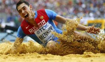 russia s aleksandr menkov wins men s long jump -...