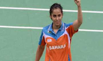 saina nehwal makes it to the australian open...