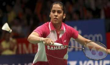 saina enters indonesia open semis - India TV