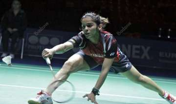 saina seeded 6th at swiss open - India TV
