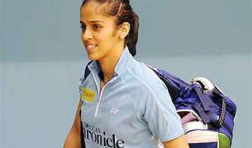 saina nehwal half a step slower than last year...