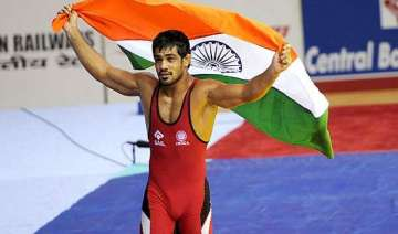 sushil kumar eyes maiden asian games gold - India...