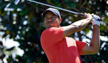 tiger woods confident upon arrival at augusta -...