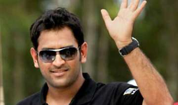 two new drivers in ms dhoni s superbike...