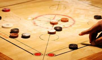 unseeded sneha shocks 4th seed anupama at carrom...