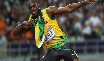 usain bolt gets aips award - India TV