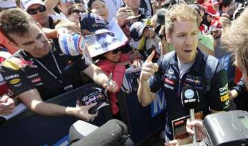 vettel warns those writing off his title chances...