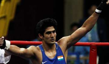 vijender qualifies for london olympics says he s...