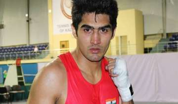 vijender willing to set up boxing academy in...