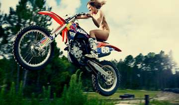 watch hot pics of tarah gieger a female motocross...