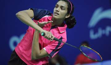 world badminton sensational sindhu enters...