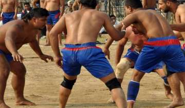 world cup kabaddi in november - India TV