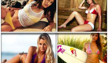 world s top 10 hottest extreme sports female...