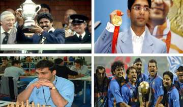 8 defining moments in sports for india - India TV