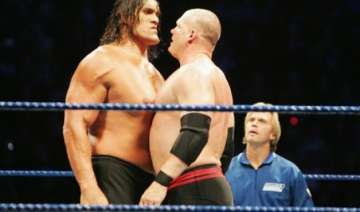 the great khali vows to take revenge blood for...
