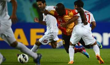 afc cup east bengal lost to alkuwait sc 0 3 in...