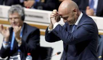 europe s infantino wins fifa presidency - India TV
