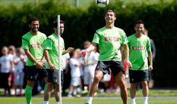 after slow start portugal improving at euro 2012...