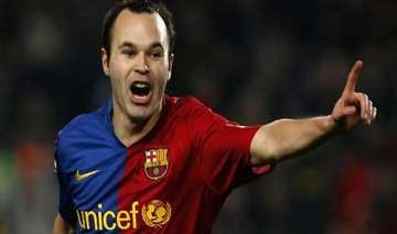 andres iniesta to sign new 5 year contract with...