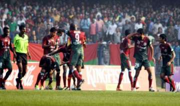 another derby for mohun bagan - India TV