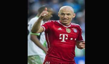 arjen robben to extend contract with bayern. -...