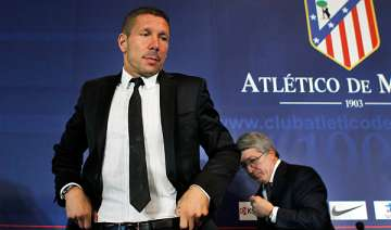 atletico s simeone upbeat after debut draw -...